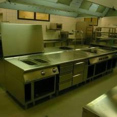Angelo Katowice - kuchyn